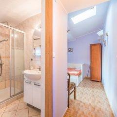 Отель Sopot Mokwy 7 Польша, Сопот - отзывы, цены и фото номеров - забронировать отель Sopot Mokwy 7 онлайн ванная фото 2