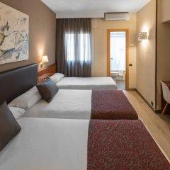 Отель Catalonia Castellnou 3* Номер категории Премиум с различными типами кроватей фото 2