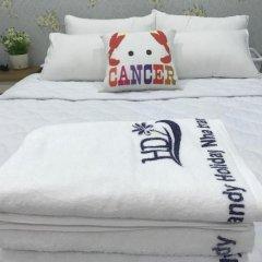 Отель Handy Holiday Nha Trang сейф в номере
