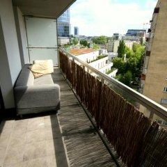 Отель Towarowa Residence 4* Апартаменты с различными типами кроватей фото 22