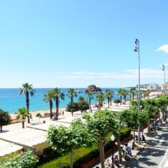 Отель Apartamentos Blanes Испания, Бланес - отзывы, цены и фото номеров - забронировать отель Apartamentos Blanes онлайн балкон