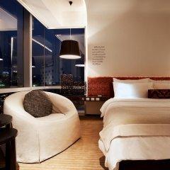 Отель Le Meridien Bangkok 5* Стандартный номер с различными типами кроватей фото 4