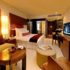 Отель Millennium Resort Patong Phuket 5* Номер Делюкс с двуспальной кроватью фото 2