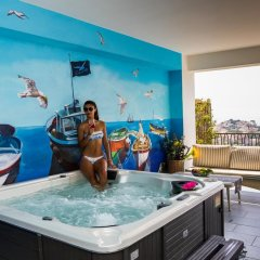 Отель Colpo d'Ali Holiday House Италия, Равелло - отзывы, цены и фото номеров - забронировать отель Colpo d'Ali Holiday House онлайн бассейн фото 2