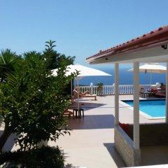 Hotel Relax Dhermi 4* Стандартный номер с различными типами кроватей фото 7