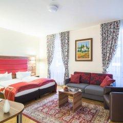 BATU Apart Hotel 3* Апартаменты с различными типами кроватей фото 9
