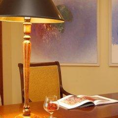 Отель Hotell Refsnes Gods 4* Люкс с различными типами кроватей фото 8