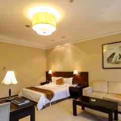 Guangdong Yingbin Hotel 4* Представительский номер с различными типами кроватей фото 6
