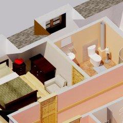 Отель Eglaines Стандартный номер с различными типами кроватей