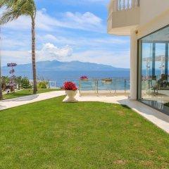 Отель Apollon Албания, Саранда - отзывы, цены и фото номеров - забронировать отель Apollon онлайн пляж фото 2