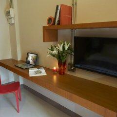 Отель Euanjitt Chill House 3* Стандартный номер с различными типами кроватей фото 2