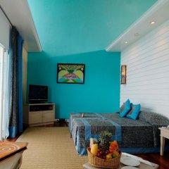 Отель Ellaidhoo Maldives by Cinnamon 4* Бунгало с различными типами кроватей фото 3