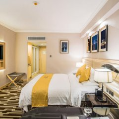 Metropark Hotel Macau 3* Номер Делюкс с различными типами кроватей фото 3