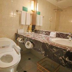 Отель China Mayors Plaza 4* Улучшенный люкс с различными типами кроватей фото 3