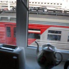 Гостиница Party Train Hostel в Санкт-Петербурге 8 отзывов об отеле, цены и фото номеров - забронировать гостиницу Party Train Hostel онлайн Санкт-Петербург балкон