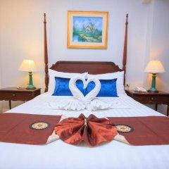Отель Forum Park 4* Люкс фото 21