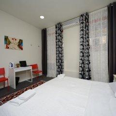 Гостиница Петровка 17 Номер Эконом с разными типами кроватей (общая ванная комната) фото 9