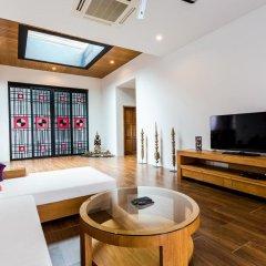 Отель Baan Bua Villa by Railand комната для гостей фото 5