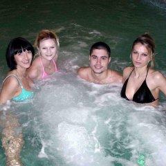 Отель Guest House Perla Сербия, Панчево - отзывы, цены и фото номеров - забронировать отель Guest House Perla онлайн бассейн