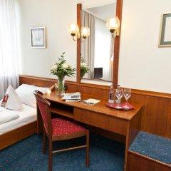 Novum Hotel Ravenna Berlin Steglitz 3* Стандартный номер с различными типами кроватей фото 3