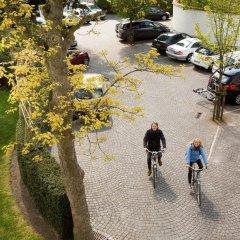 Отель Navarra Brugge Бельгия, Брюгге - 1 отзыв об отеле, цены и фото номеров - забронировать отель Navarra Brugge онлайн парковка