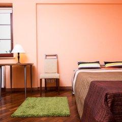Отель LeoApart Апартаменты с различными типами кроватей фото 20