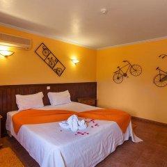 Отель Montinho De Ouro 3* Апартаменты разные типы кроватей фото 11