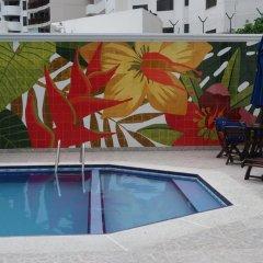 Отель Apartamentos Commodore Bay Club Колумбия, Сан-Андрес - отзывы, цены и фото номеров - забронировать отель Apartamentos Commodore Bay Club онлайн бассейн фото 2