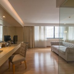 Thee Bangkok Hotel 3* Улучшенный номер с различными типами кроватей фото 3
