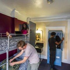 Отель USA Hostels San Francisco Кровать в общем номере с двухъярусной кроватью фото 14