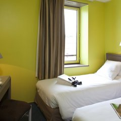 Отель Hôtel Berlioz 3* Стандартный номер с 2 отдельными кроватями фото 2