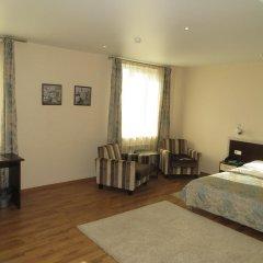 Гостиница Кристалл 3* Люкс с двуспальной кроватью фото 2