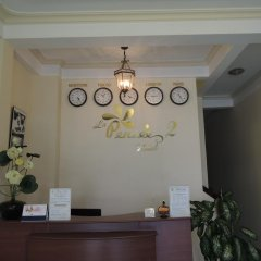 La Pensee 2 Hotel Далат интерьер отеля