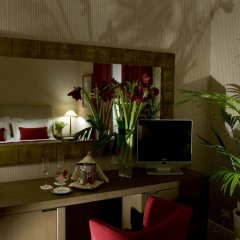 Dei Borgognoni Hotel 4* Стандартный номер с двуспальной кроватью фото 6