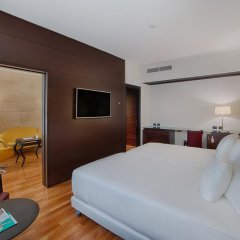 Отель NH Collection Milano President 5* Люкс с различными типами кроватей фото 18