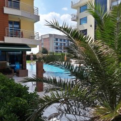 Отель Elizabeth Apartments Болгария, Поморие - отзывы, цены и фото номеров - забронировать отель Elizabeth Apartments онлайн пляж