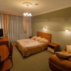 Гостиница Антей 3* Номер Комфорт с двуспальной кроватью фото 6