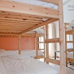 Hostel Casa d'Alagoa Кровать в общем номере с двухъярусной кроватью фото 8