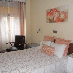 Hotel Paulista 2* Стандартный номер двуспальная кровать