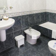 Hotel Villa de Laredo ванная фото 2