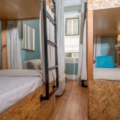 Passport Lisbon Hostel 2* Кровать в женском общем номере фото 18