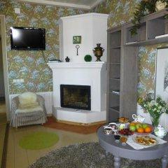 Русско-французский отель Частный Визит Люкс повышенной комфортности с различными типами кроватей фото 12
