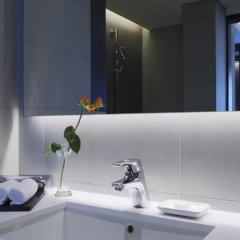 Отель Crowne Plaza Belgrade ванная фото 3