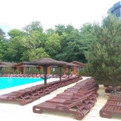 Гостиница Zolotaya Bukhta в Анапе отзывы, цены и фото номеров - забронировать гостиницу Zolotaya Bukhta онлайн Анапа бассейн