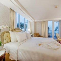 Apricot Hotel 5* Номер Делюкс с различными типами кроватей фото 6