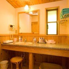 Отель Hanareyado Yamasaki Минамиогуни ванная