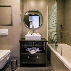 Апартаменты City Gardens Apartments ванная