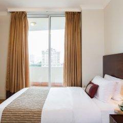 Отель Somerset Chancellor Court Ho Chi Minh City 4* Студия Делюкс с различными типами кроватей фото 5