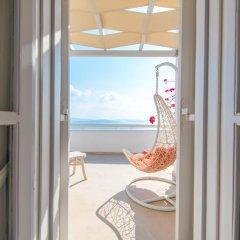 Отель Santorini Secret Suites & Spa 5* Вилла Junior с различными типами кроватей фото 16