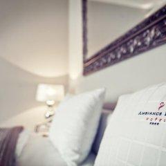Отель Ambiance Rivoli Германия, Мюнхен - 4 отзыва об отеле, цены и фото номеров - забронировать отель Ambiance Rivoli онлайн ванная